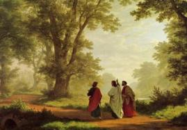 The Emmaus Road Discussion