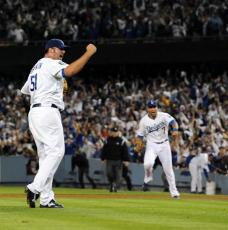 LA Dodgers headed back to the NLCS after a 20 year hiatus