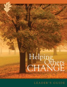 Helping Others Change by Paul Tripp and Timothy Lane