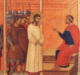 Jesus-before-Pilate