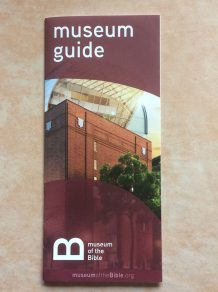 Museum Guide cover