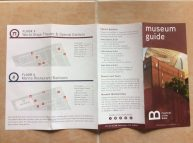 Museum Guide map floors 5-6, special exhibits
